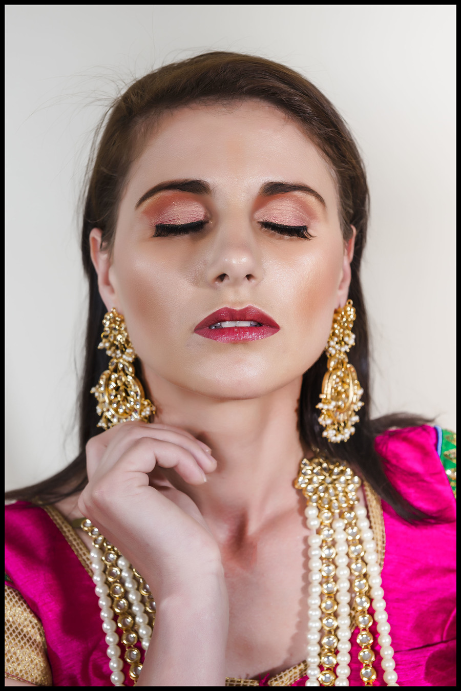 Flawless make-up / Photography by Fam, Model IVA UNGUREANU / Uploaded 15th June 2018 @ 05:27 PM