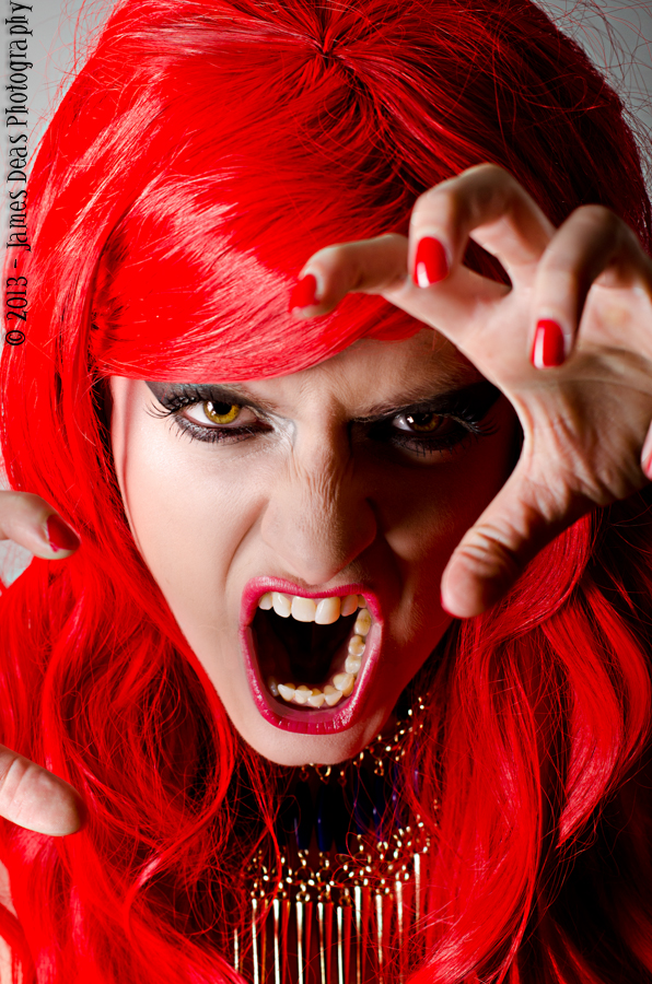 """The """"Monster unleashed"""" aka """"Jeanie out of the lamp"""" / Photography by Jimmy Deas / Uploaded 10th August 2013 @ 11:56 AM"""