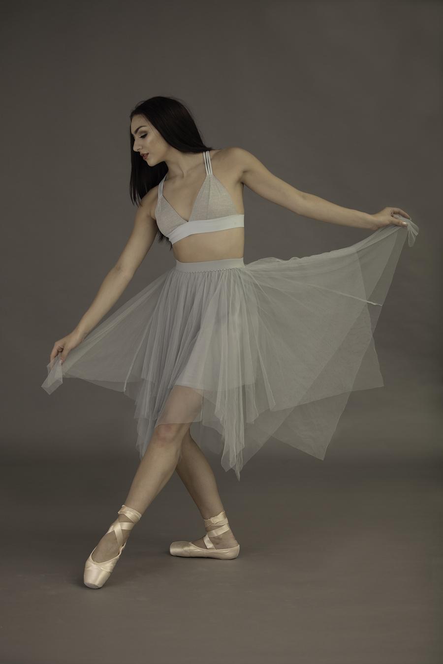 The beauty of Ballet / Photography by Inspire Studios Ltd, Model Elesha Eden, Taken at Inspire Studios Ltd / Uploaded 13th November 2018 @ 06:27 PM