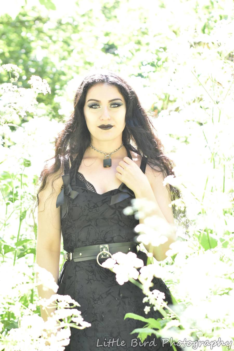 Sunlight and Flowers / Photography by Gail C R Photography, Model Chaotic Chaos / Uploaded 23rd May 2018 @ 10:19 PM