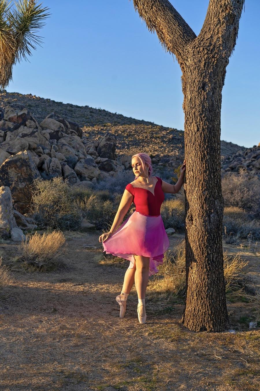 Joshua tree / Model Leanne / Uploaded 25th February 2020 @ 12:15 AM