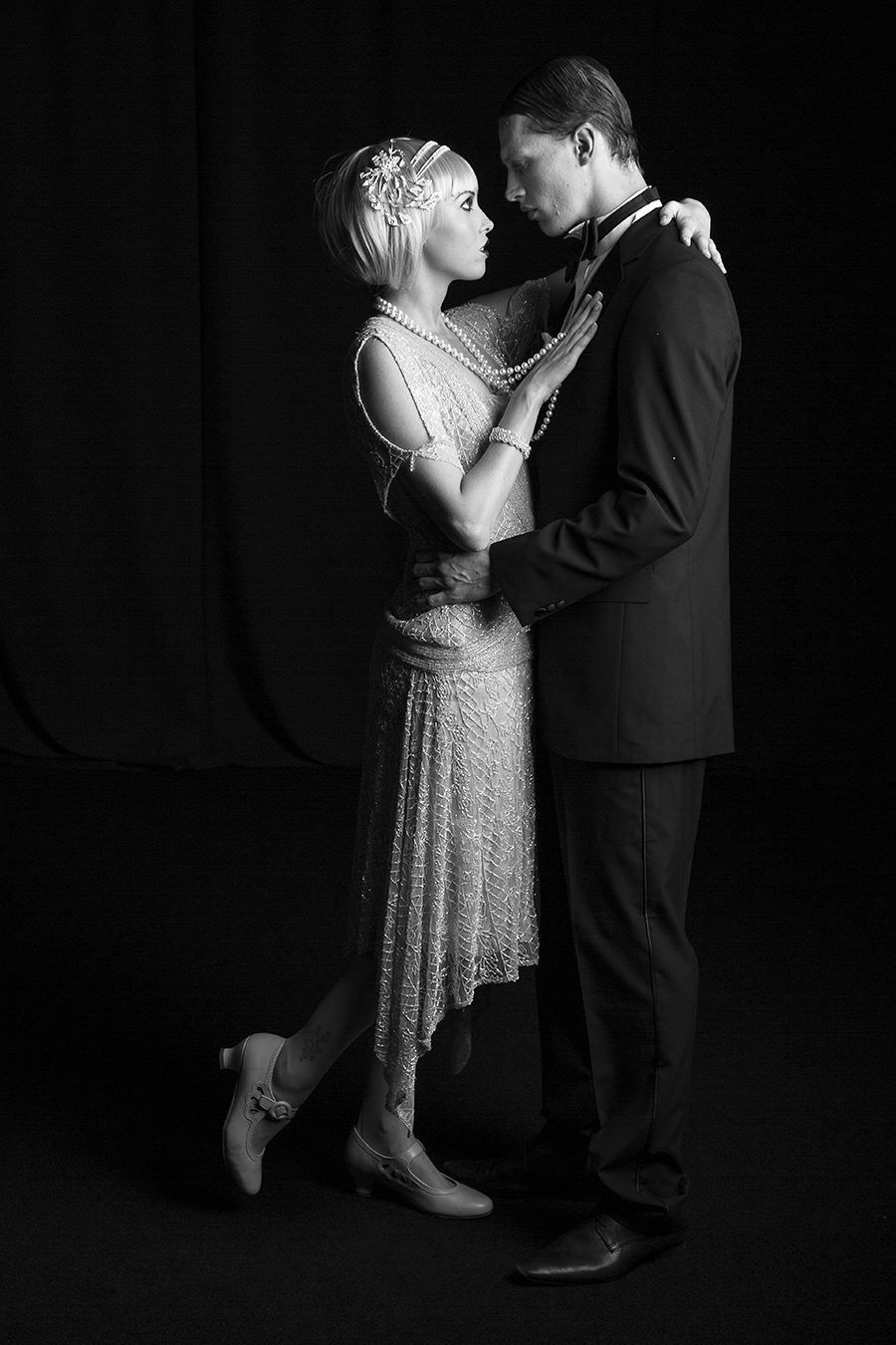 1920's Themed Shoot @ Edge Photographic Studio 06 / Photography by GaryMac Photography / Uploaded 14th July 2013 @ 10:27 PM