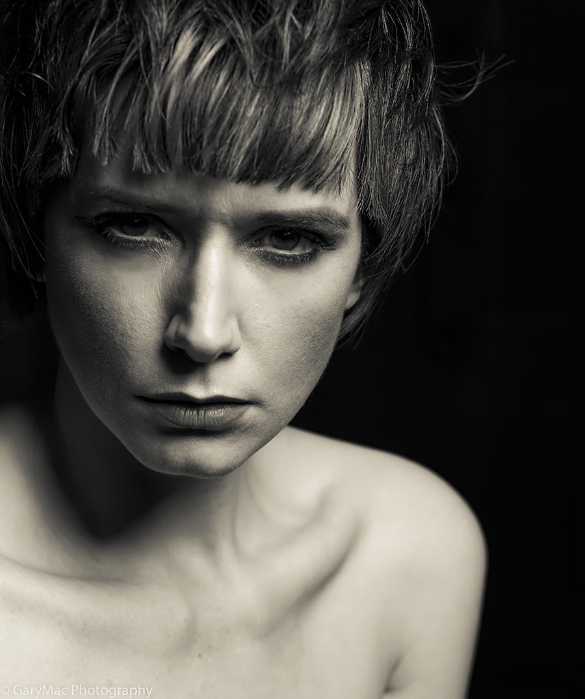 Intensity / Photography by GaryMac Photography, Model Stephanie Dubois, Taken at Rainbow Studio / Uploaded 3rd August 2017 @ 12:12 AM