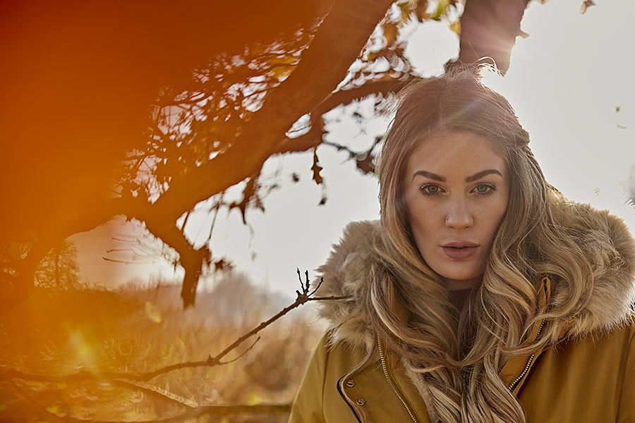 Let The Autumn Sun Break Through / Photography by GaryMac Photography, Model Artemis Fauna / Uploaded 13th October 2017 @ 10:27 PM