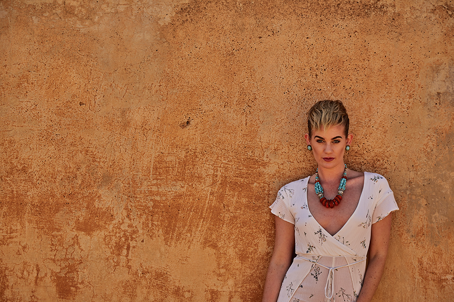 Wall Art Old Well Fuerteventura trip 2017 / Photography by GaryMac Photography, Model Artemis Fauna / Uploaded 31st October 2017 @ 10:22 PM