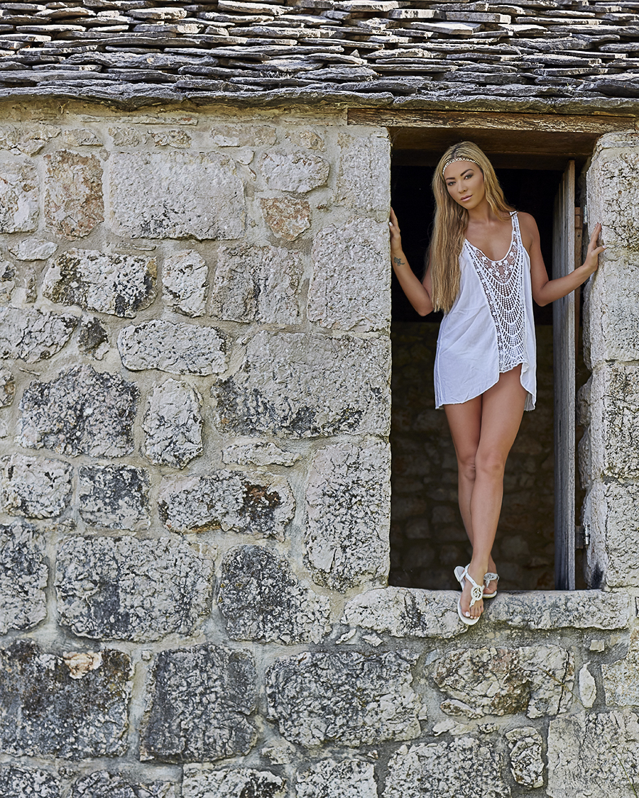 SummersAbroad Photographic Holiday Croatia Croatia Day 03 Old Mill Shoot 01 / Photography by GaryMac Photography, Model Natalia Forrest, Taken at Summers Abroad / Uploaded 22nd July 2018 @ 09:50 PM