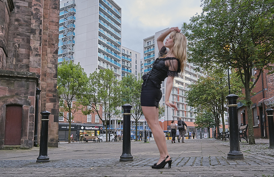 Standing Tall / Photography by GaryMac Photography, Model Angel. / Uploaded 1st September 2019 @ 10:20 PM