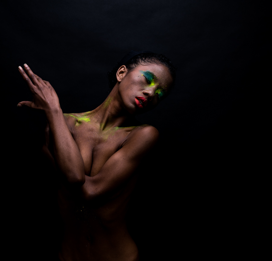 Awesome Art / Photography by Tony 2, Model PetiteLeka, Makeup by Sister Of Sinister, Post processing by Tony 2, Taken at Shutter House / Uploaded 21st September 2019 @ 10:29 PM