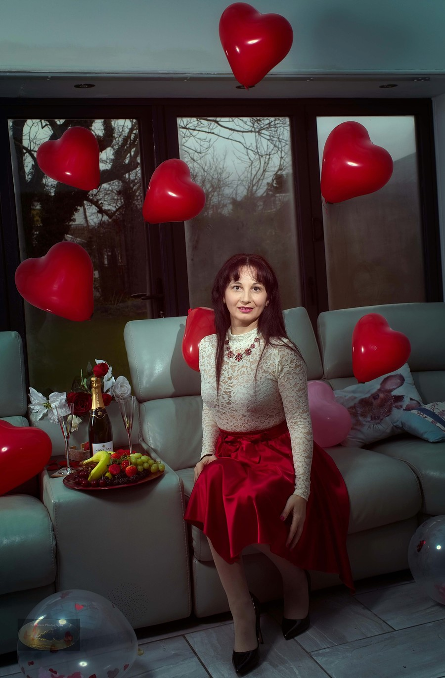 Happy Valentines Day / Photography by Ste, Model clara 1 / Uploaded 13th February 2020 @ 09:00 PM