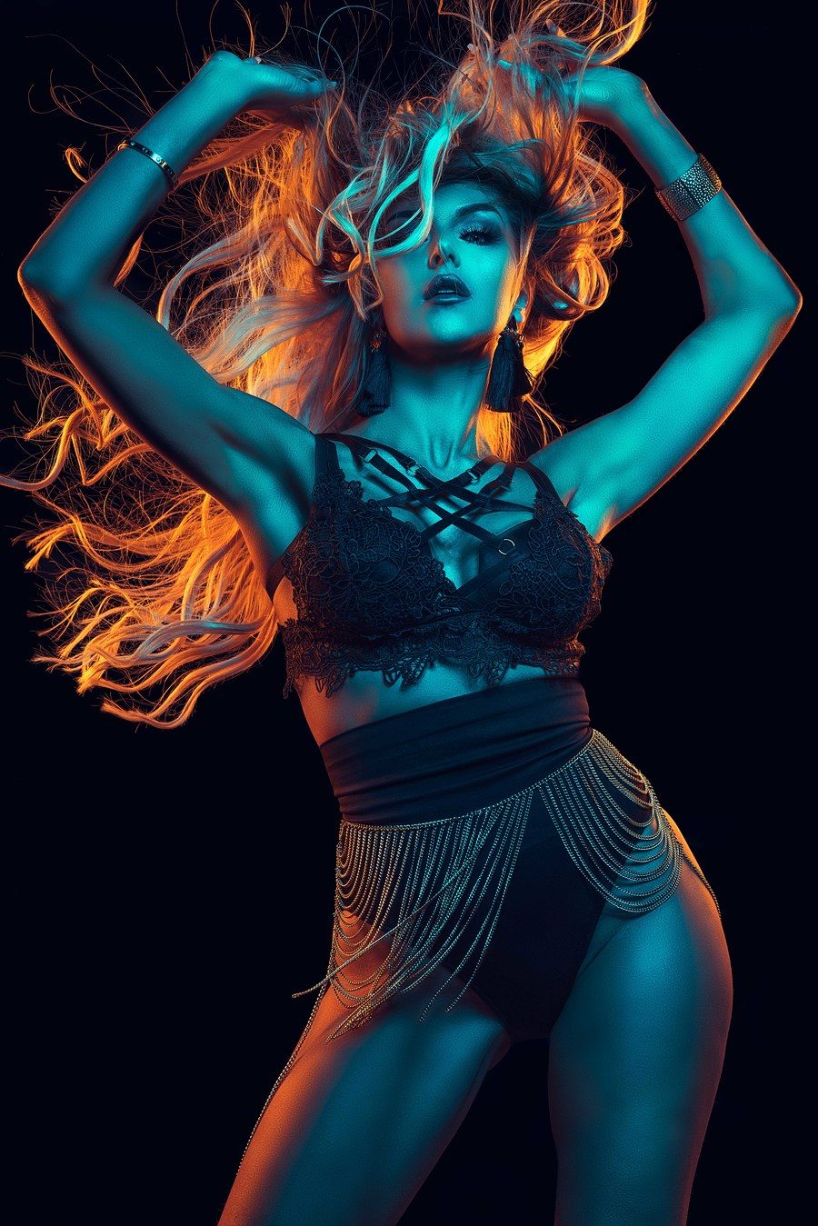 Photography by David Abbs, Model gabriella grigo, Makeup by gabriella grigo / Uploaded 2nd September 2018 @ 06:43 PM