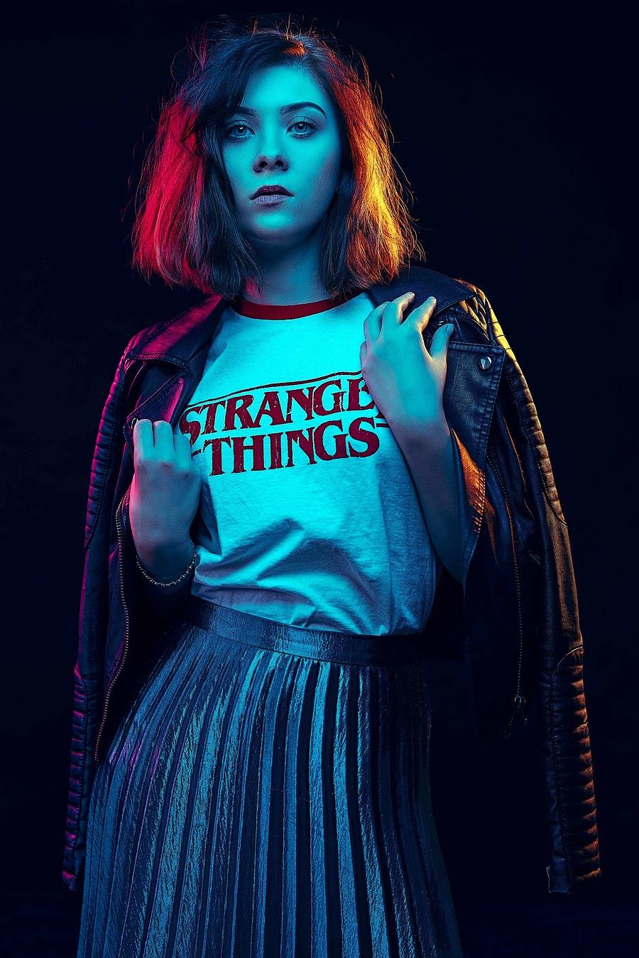 Be Cool / Photography by David Abbs, Model Brogan Alexandra, Taken at Studio 33 / Uploaded 6th October 2018 @ 06:23 PM