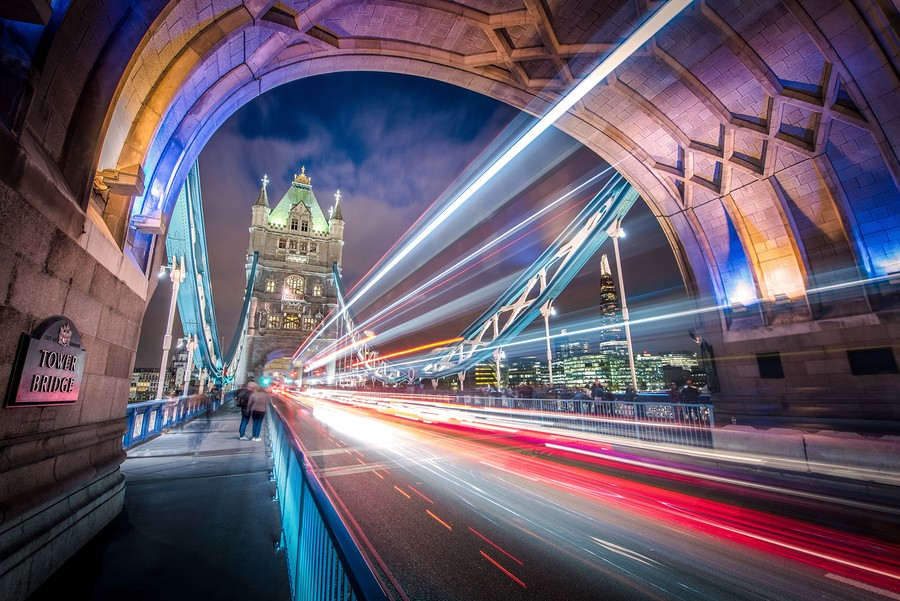 Tower Bridge / Photography by David Abbs / Uploaded 1st November 2018 @ 11:09 PM