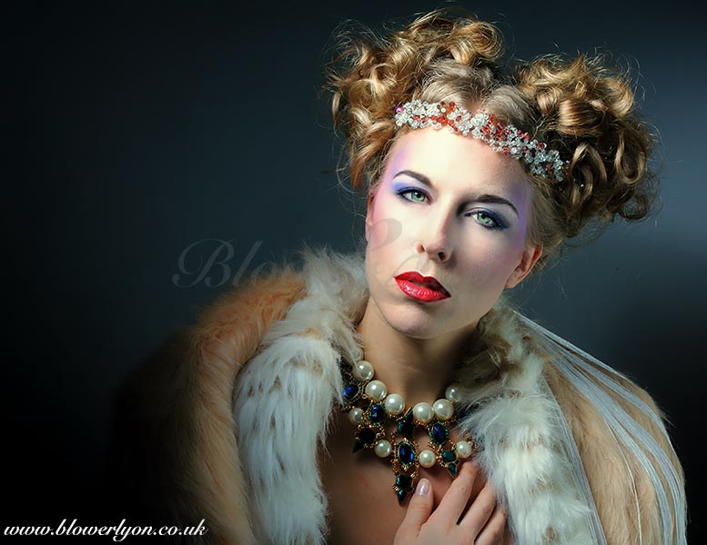 Photography by Blower Lyon, Makeup by HardimaN, Hair styling by HardimaN / Uploaded 29th September 2014 @ 10:30 PM
