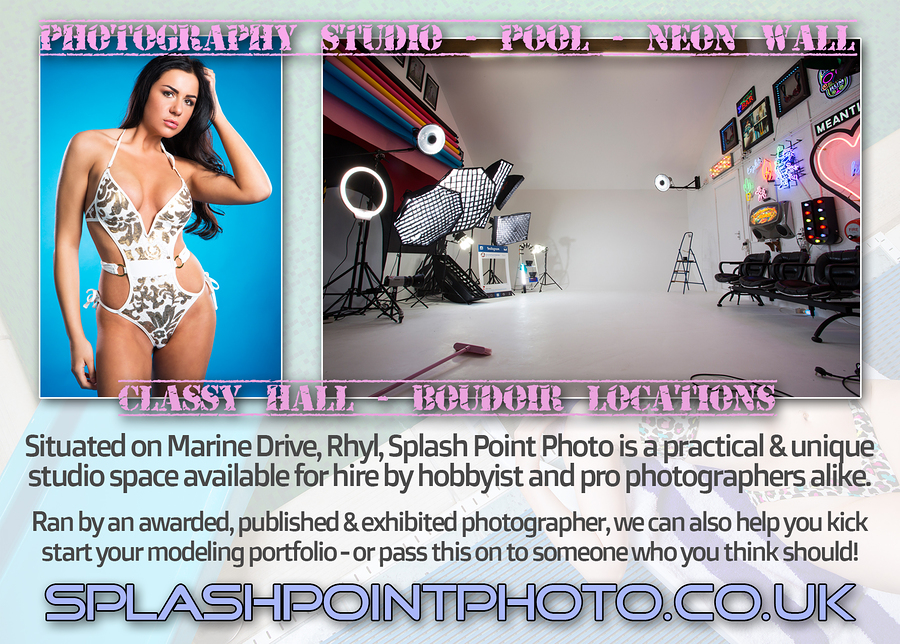 Photography by Russ FTL, Photography by Splash Point Photo Studio, Taken at Splash Point Photo Studio / Uploaded 12th May 2021 @ 07:45 PM