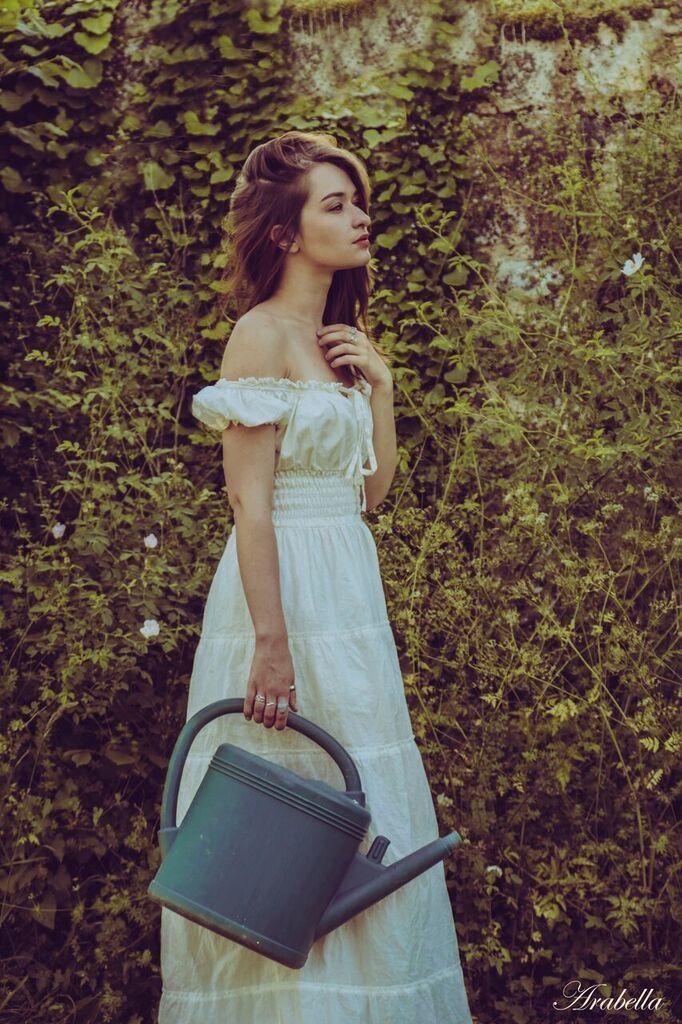 French Gypsy Girl