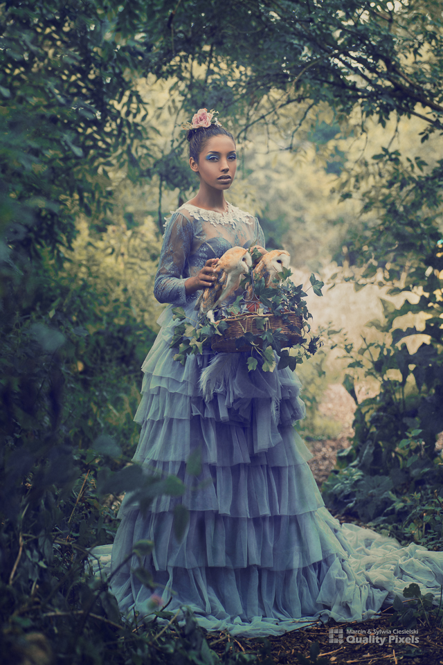 Forest tales / Photography by Quality Pixels, Makeup by Jules Robson, Post processing by Quality Pixels, Hair styling by Jules Robson / Uploaded 22nd July 2016 @ 07:21 PM
