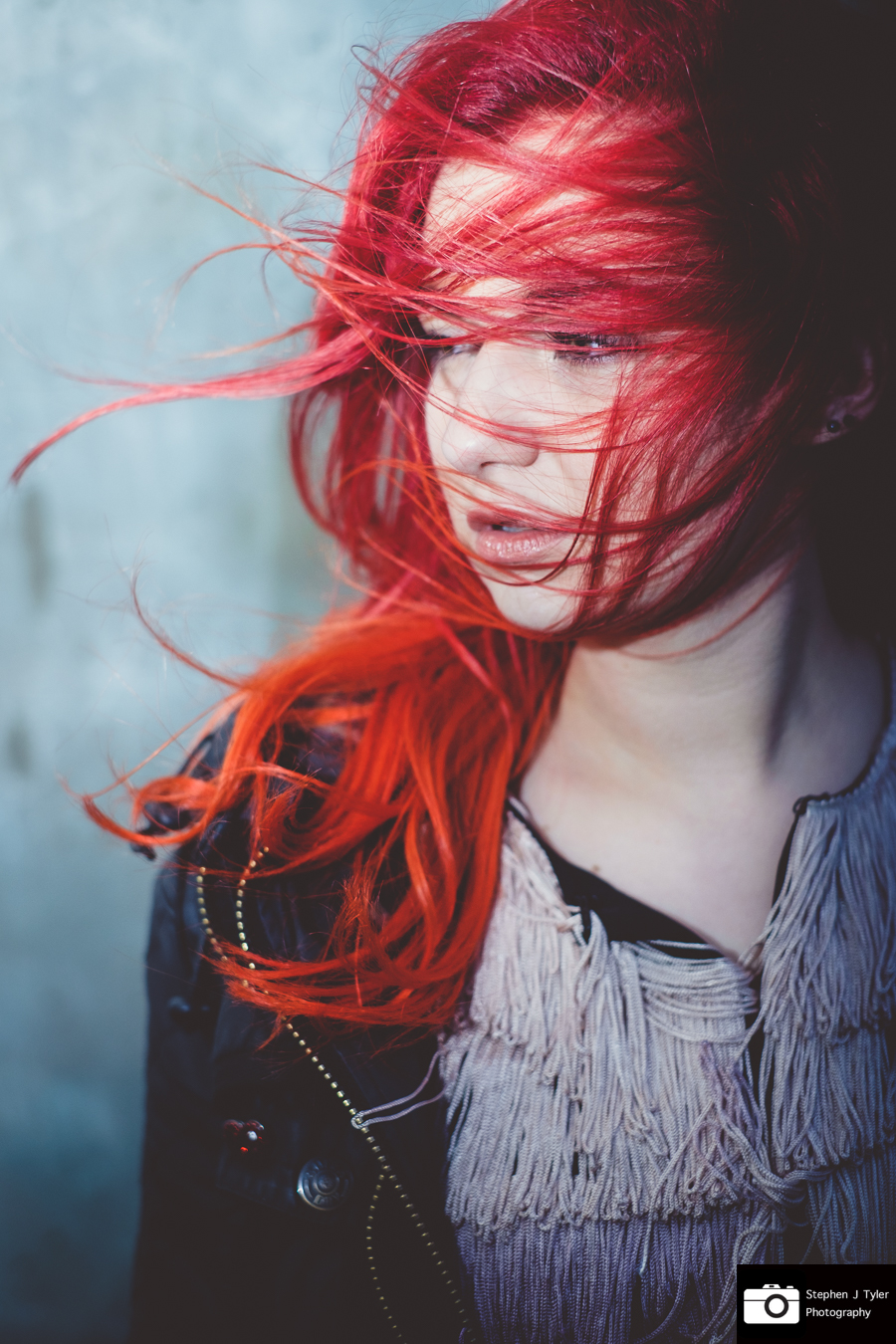Colours Of The Wind / Photography by Eyegazer, Model Bad Dolly / Uploaded 1st April 2016 @ 06:15 PM