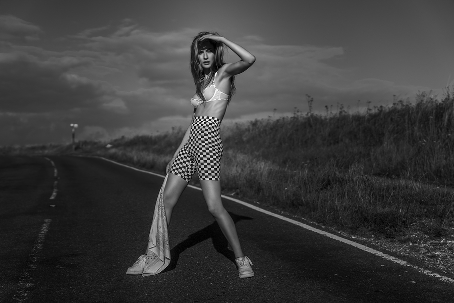 At the finish line  / Photography by Lensworks, Model Ell Mae, Post processing by Lensworks / Uploaded 29th August 2021 @ 12:53 PM