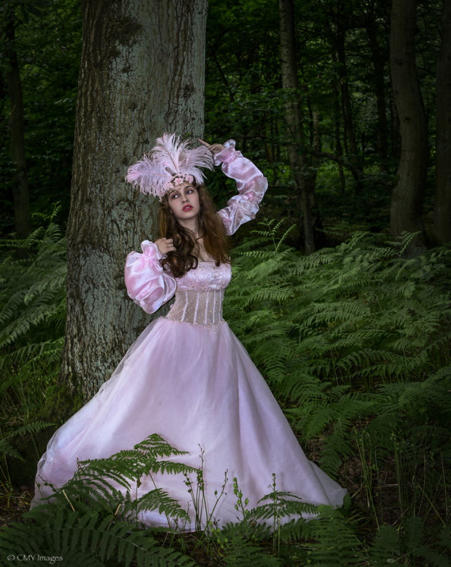 Forest Maiden / Photography by CMY Images, Stylist CMY Images, Designer CMY Images / Uploaded 20th June 2018 @ 07:30 PM