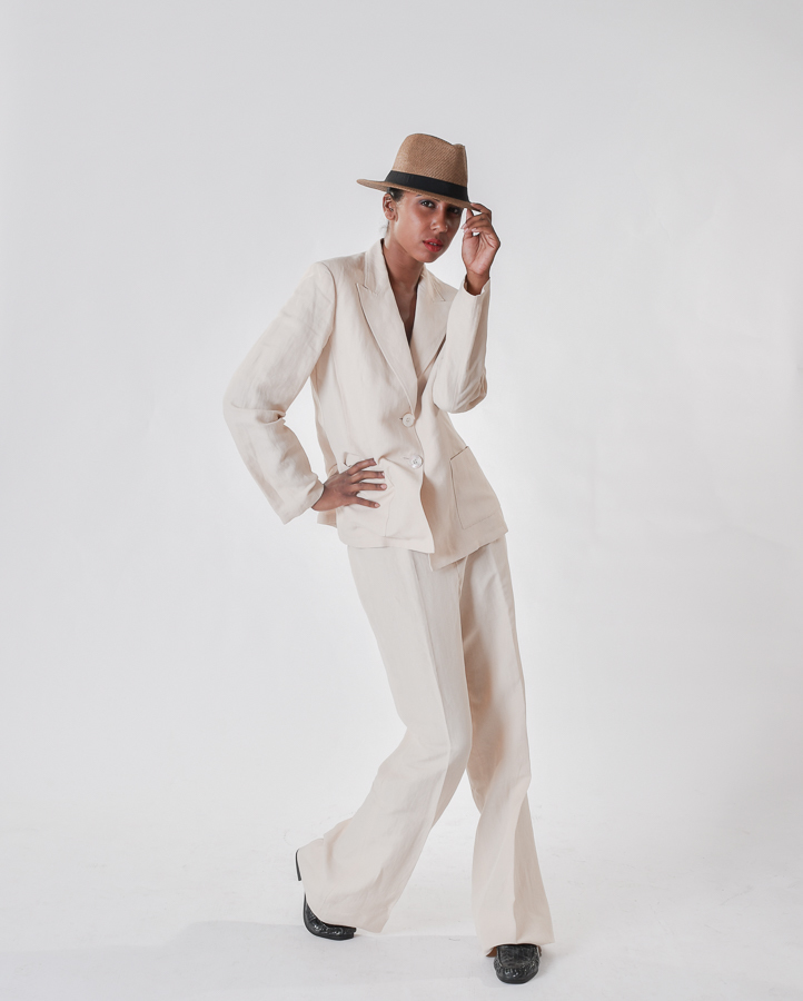 The White Suit / Photography by CMY Images, Model BlackBeauty, Stylist CMY Images / Uploaded 27th January 2019 @ 07:12 PM