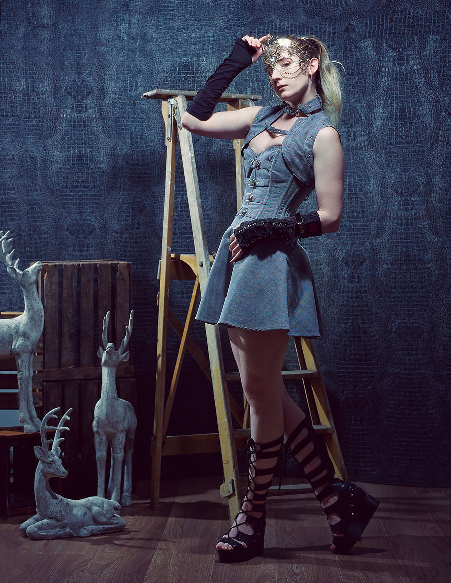 Fantasy Editorial / Photography by Treffersfotografie, Model Dragica / Uploaded 10th August 2019 @ 10:03 PM