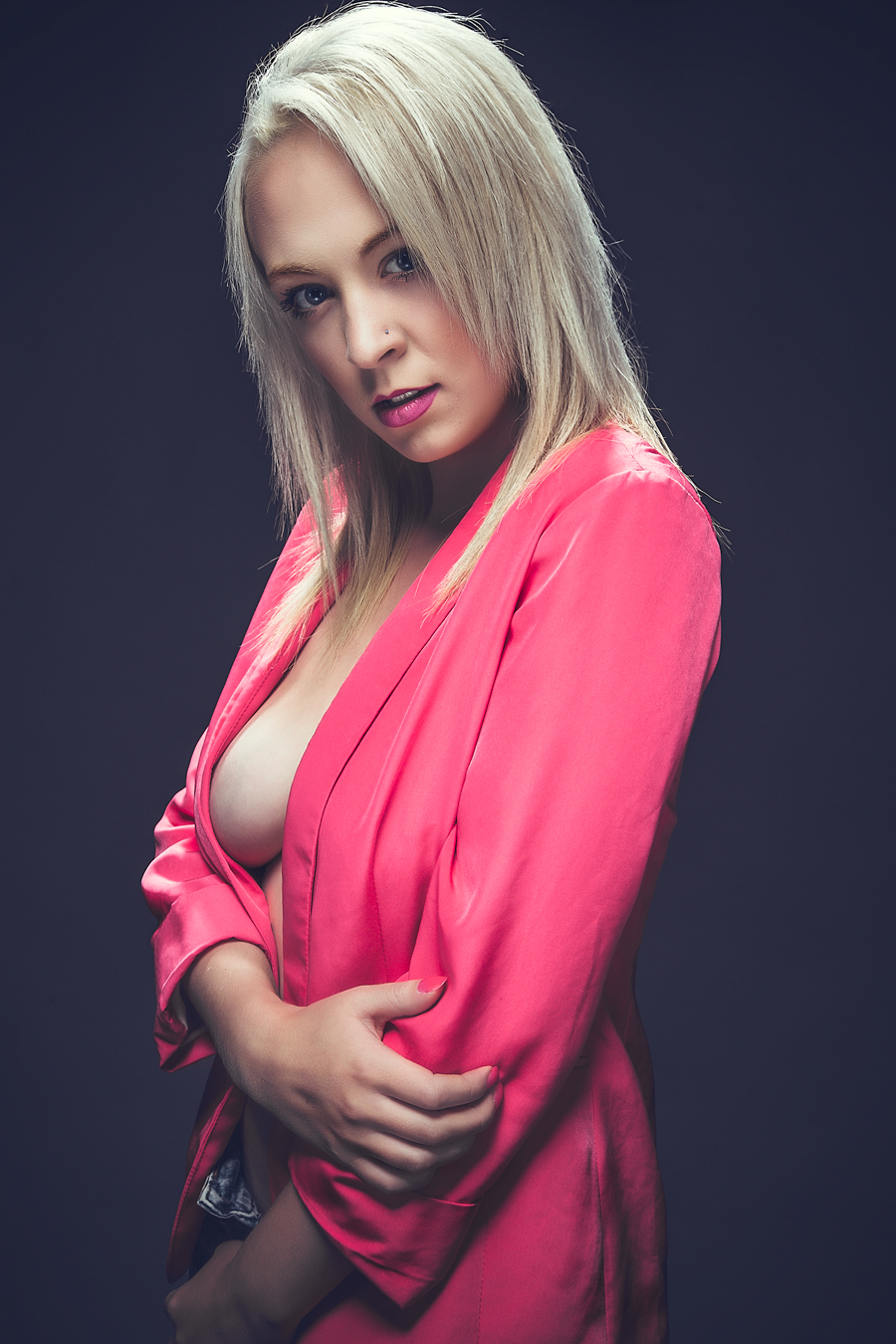 Just Be / Photography by Darryl J Dennis, Model Daisy Bright, Post processing by Darryl J Dennis, Taken at Saracen House Studio / Uploaded 4th September 2015 @ 10:53 PM