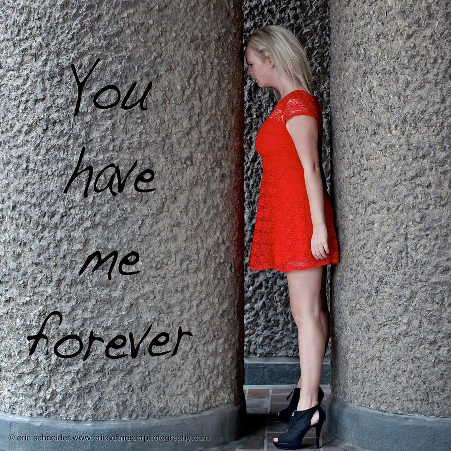 """"""" You have me forever """" / Photography by erics, Model Daisy Bright, Makeup by DaisyBrightMakeUp, Post processing by erics / Uploaded 15th October 2018 @ 03:30 PM"""