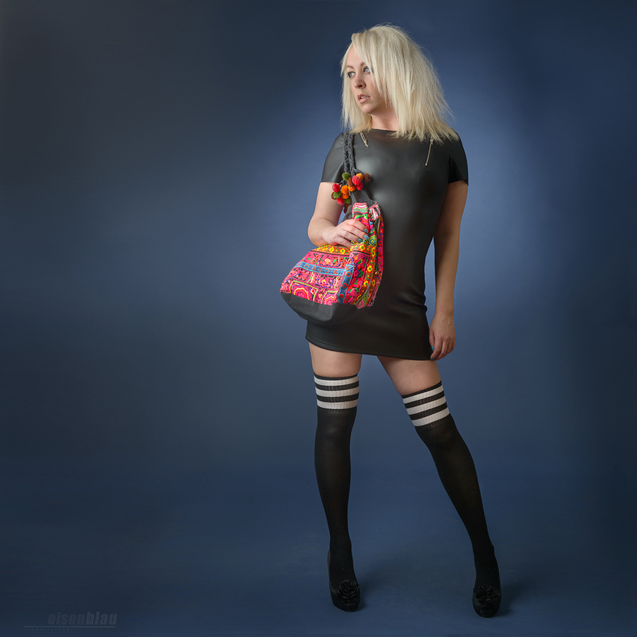 """"""" The Bag """" / Photography by eisenblau, Model Daisy Bright / Uploaded 28th May 2019 @ 02:01 PM"""