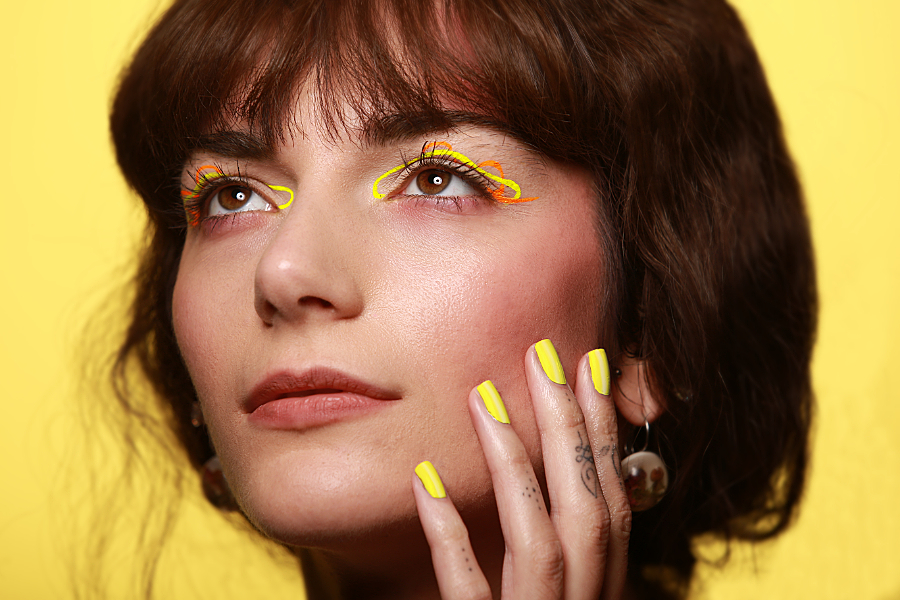 Mellow Yellow / Photography by 2nd Curtain Photography, Makeup by Tanyamarie HMUA, Post processing by 2nd Curtain Photography, Taken at 2nd Curtain Photography / Uploaded 29th August 2021 @ 11:34 AM