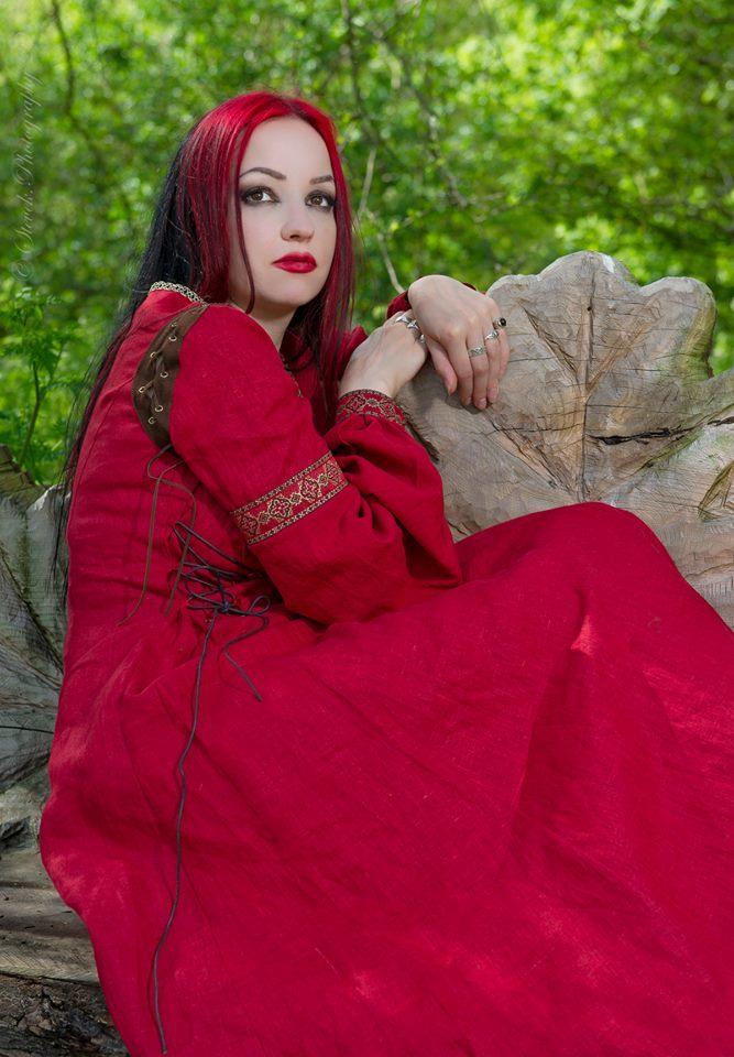 Lagertha / Model Leonie Snow / Uploaded 12th July 2018 @ 10:58 AM
