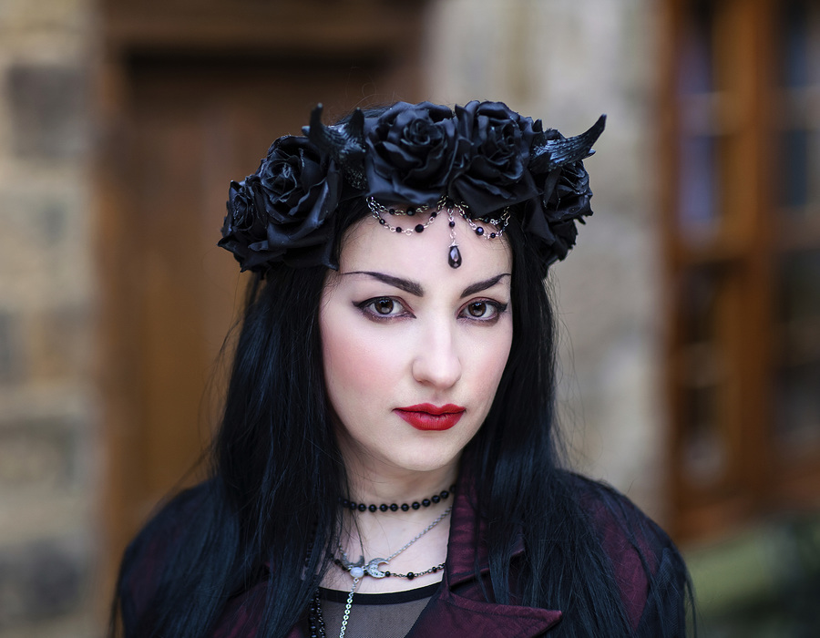 Gothic / Model Leonie Snow / Uploaded 15th July 2018 @ 07:10 PM