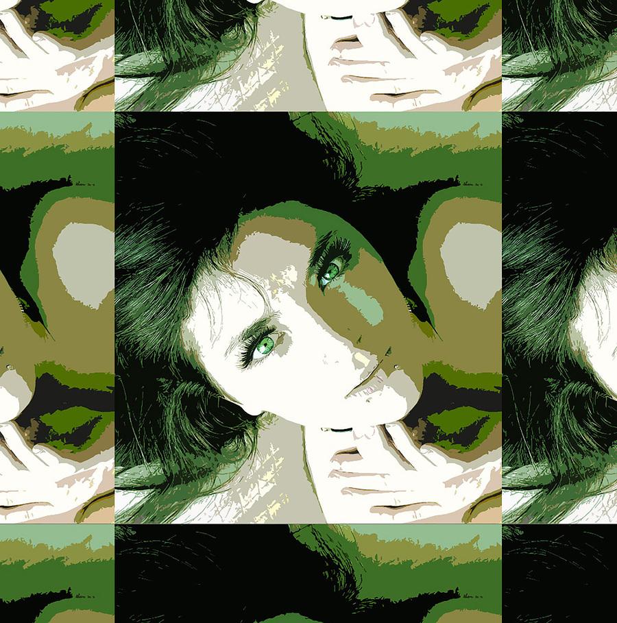 Green Eyed Pandora    Photography By Kel At Studio Number 8