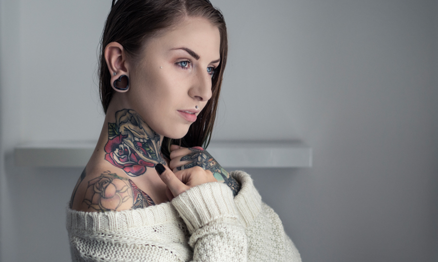 Natural beauty / Photography by Alis Volat Photography, Model Jesse Roze Tattooed Model, Post processing by Alis Volat Photography / Uploaded 28th September 2018 @ 05:16 PM