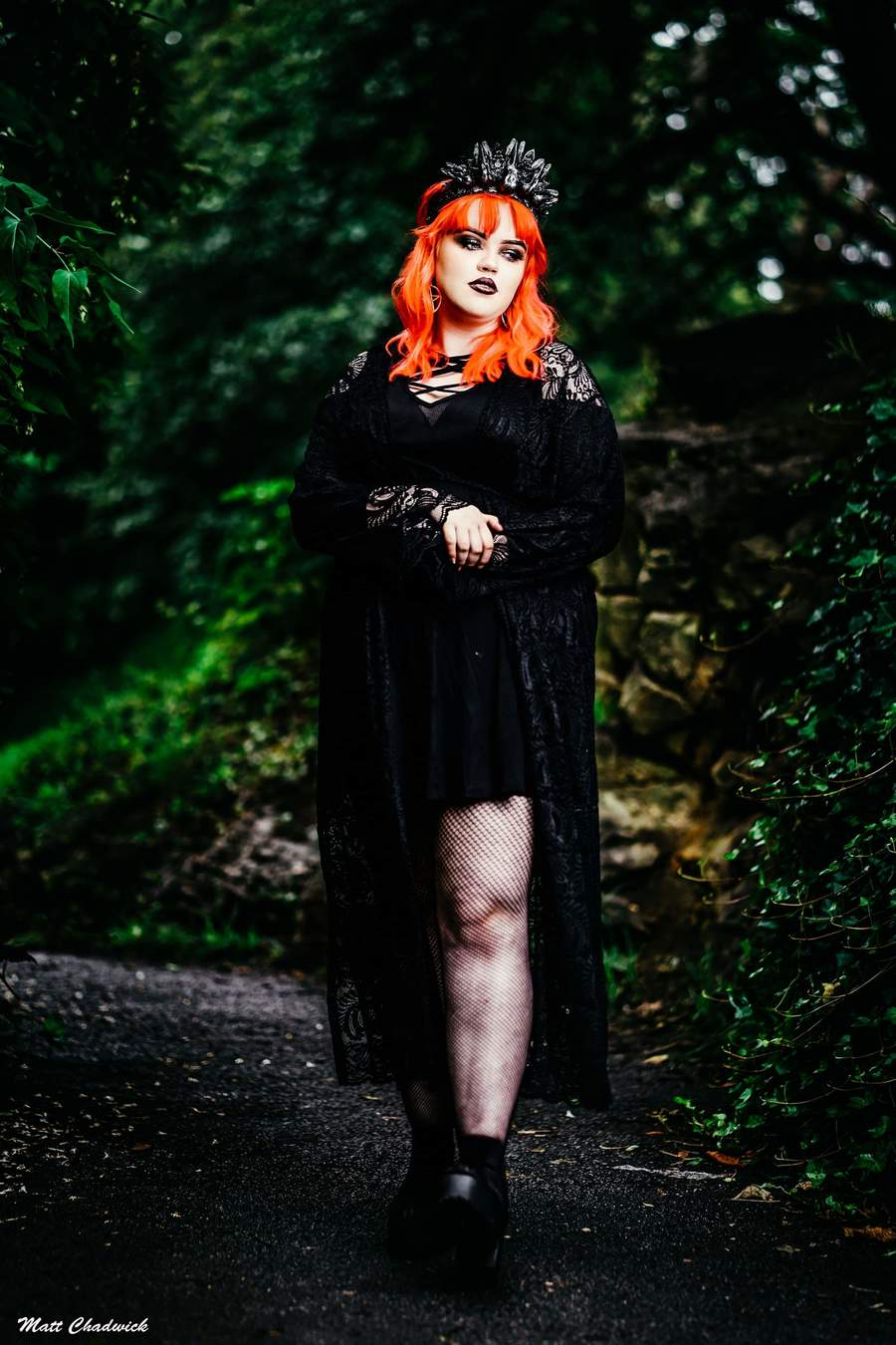Photography by Matt Chadwick, Model OohLawLaw, Makeup by OohLawLaw / Uploaded 1st August 2019 @ 09:52 PM