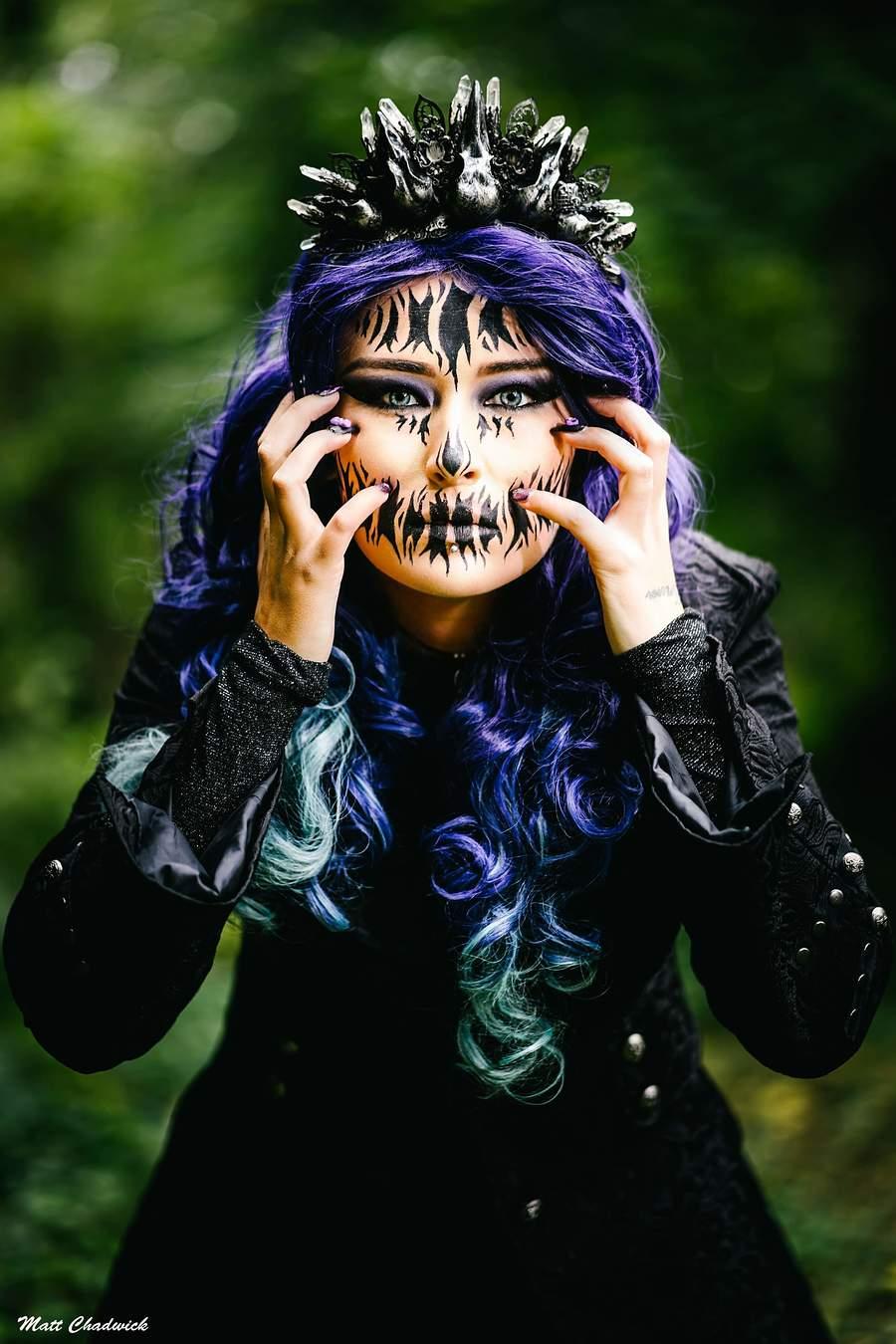 Photography by Matt Chadwick, Model Kelly Austin, Makeup by Kelly Austin Mua / Uploaded 14th October 2019 @ 10:33 PM