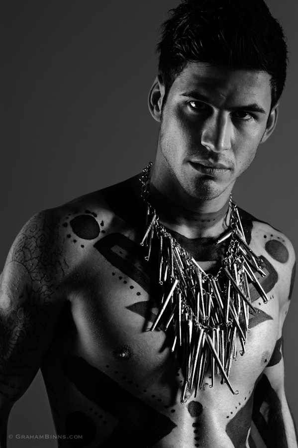 Tribal / Photography by Graham Binns, Post processing by Graham Binns / Uploaded 7th March 2013 @ 09:29 PM