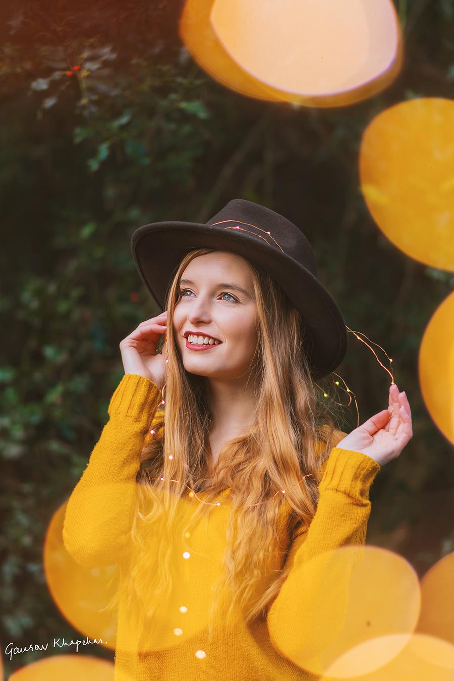 Autumnal Winter Fashion / Photography by Gaurav Khapekar Photography, Model Jade Lyon / Uploaded 9th November 2019 @ 08:07 PM