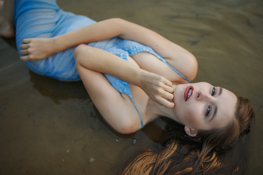 Lady of the Lake / Photography by Nick G, Model Jade Lyon / Uploaded 15th April 2020 @ 05:44 PM