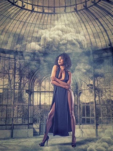 Land of Make Believe / Photography by Peter McLean, Model BlackBeauty / Uploaded 16th July 2020 @ 10:10 AM
