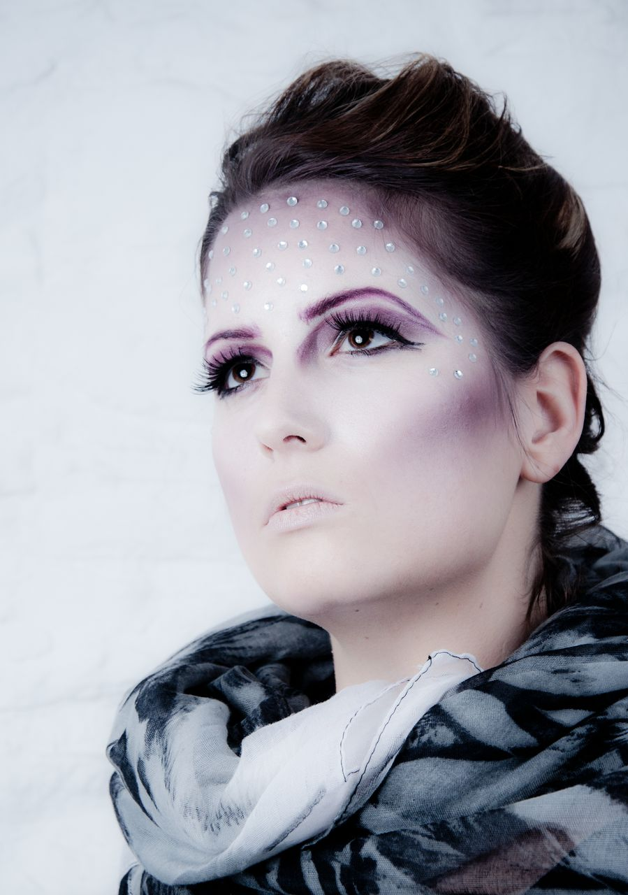 The Ghost in Lilac / Photography by GerryD, Model Alex Kelsey / Uploaded 2nd April 2014 @ 09:24 PM