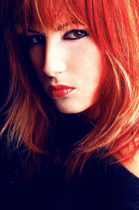 Fiery Temptress / Model Alex Kelsey, Makeup by Alex Kelsey / Uploaded 17th December 2013 @ 11:56 PM