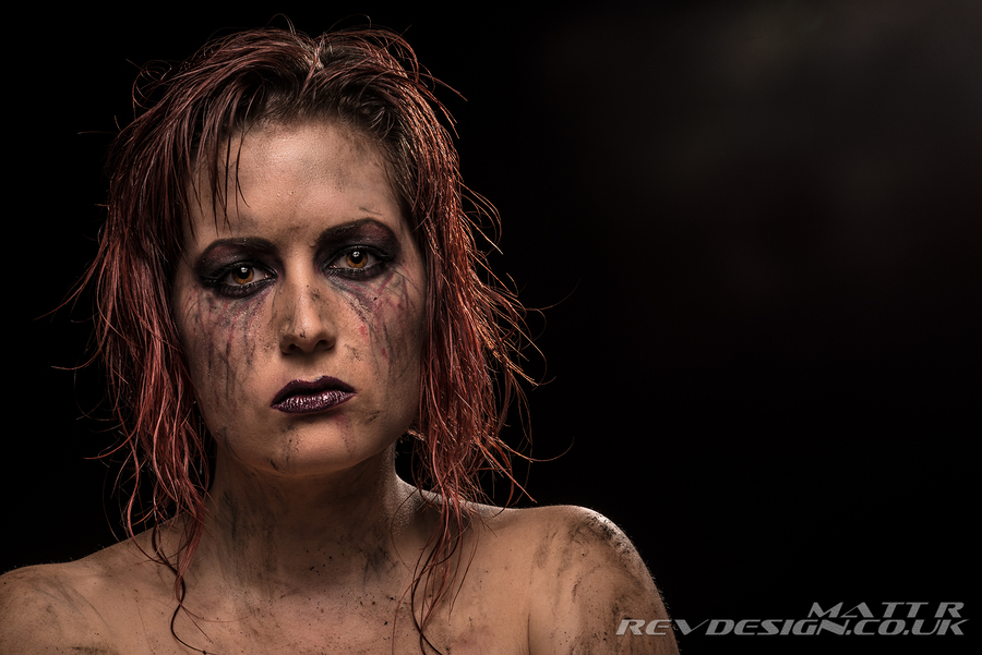 From Darkness to Madness / Model Alex Kelsey, Makeup by Alex Kelsey / Uploaded 28th March 2015 @ 08:07 PM