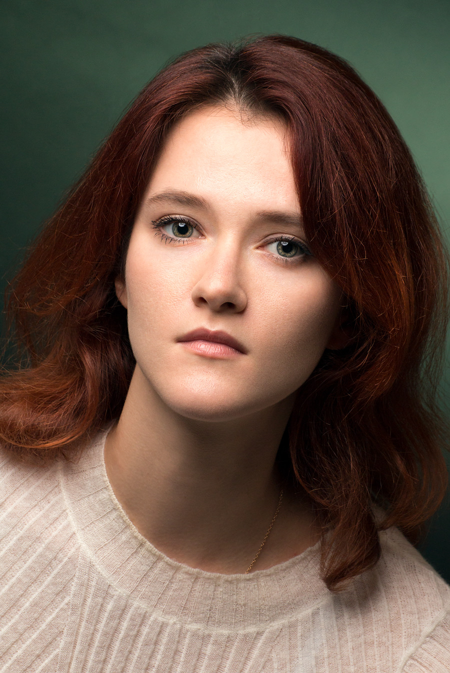 Anna / Photography by rob11, Model Anna Ginger / Uploaded 14th November 2020 @ 01:45 PM