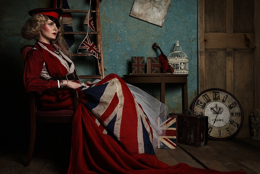 Cool Britannia / Photography by MamboPhoto / Uploaded 24th March 2013 @ 07:32 PM
