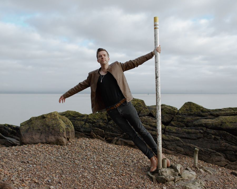 Rock & Shoals / Photography by The Pale Hare, Model Ellis J. Wells / Uploaded 12th October 2021 @ 09:25 AM