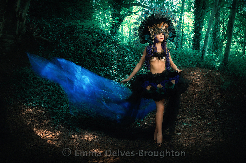 Gaia / Photography by Emma Delves-Broughton, Model ChantalBeare, Makeup by Emma Delves-Broughton, Post processing by Emma Delves-Broughton, Stylist Emma Delves-Broughton, Hair styling by Emma Delves-Broughton, Designer Emma Delves-Broughton / Uploaded 26th August 2019 @ 11:46 AM