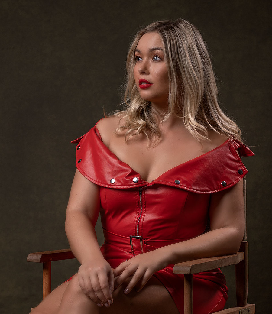 Lady In Red / Photography by Ray Duckworth Photography, Model bethany cammack, Makeup by bethany cammack, Post processing by Ray Duckworth Photography, Hair styling by bethany cammack / Uploaded 27th February 2020 @ 05:49 PM