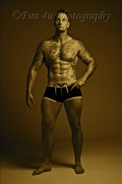Male fitness / Photography by Rob Roberts / Uploaded 16th February 2012 @ 08:43 PM