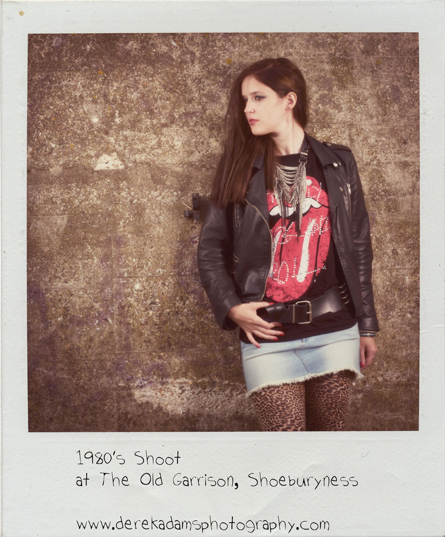 Anoxia - polaroid / Photography by DerekAdamsPhoto, Post processing by DerekAdamsPhoto / Uploaded 31st August 2012 @ 03:38 PM