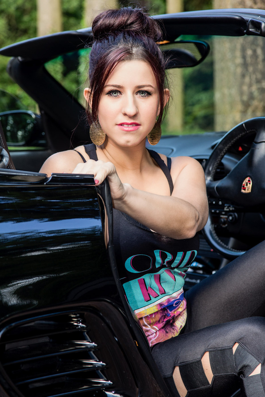 Photography by Bob Hardy, Model Carly / Uploaded 17th April 2015 @ 04:19 PM